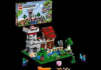 LEGO 21161 Die Crafting-Box 3.0 Bausatz, Mehrfarbig