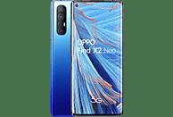 "Móvil - OPPO Find X2 Neo, Azul, 256 GB, 12 GB, 6.5"" Full HD+, Qualcomm Snapdragon 765G, 4025 mAh, 5G, Android"
