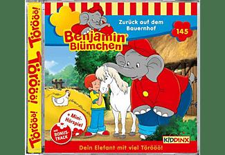 Benjamin Blümchen - Folge 145:Zurück auf dem Bauernhof [CD]