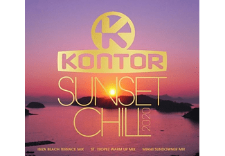 VARIOUS - Kontor Sunset Chill 2020  - (CD)