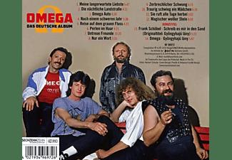 Omega - DAS DEUTSCHE ALBUM  - (CD)