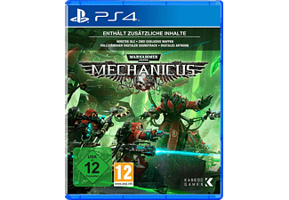 PS4 - Warhammer 40.000: Mechanicus /D