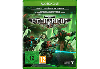 Xbox One - Warhammer 40.000: Mechanicus /D