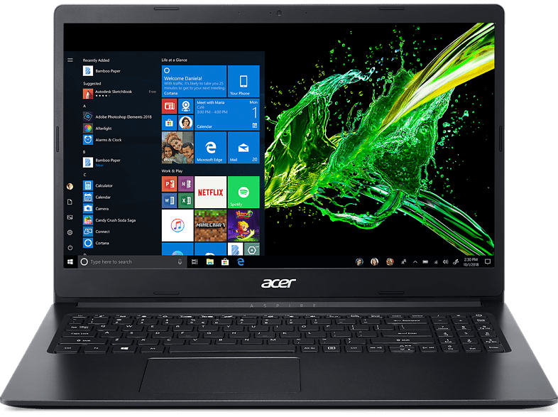 ACER Laptop Aspire 3 A315-22-45DQ AMD A4-9120e QWERTZU (NX.HE8EH.02E)