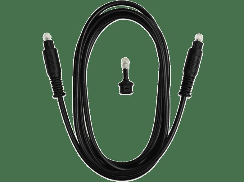 optisk ljudkabel switch