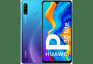 "Móvil - Huawei P30 Lite, Azul, 256 GB, 6 GB RAM, 6.15"" Full HD+, Kirin 710, 3340 mAh, Android"