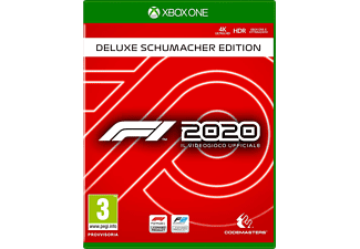 Xbox One - F1 2020: Schumacher Deluxe Edition /I