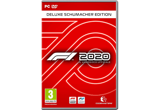 PC - F1 2020: Schumacher Deluxe Edition /I
