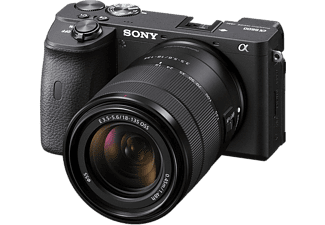 SONY Hybride camera Alpha 6600 + 18-135 mm