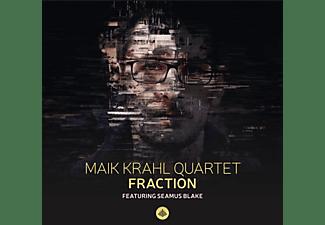 Maik Quartet Krahl - FRACTION  - (CD)