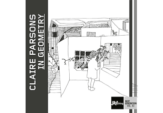 Claire Parsons - IN GEOMETRY  - (CD)