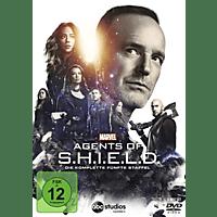 Marvel Agents of S.H.I.E.L.D. - 5. Staffel [DVD]