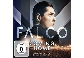 Falco - FALCO Coming Home-The Tribute Donauinselfest 2017   - (CD)