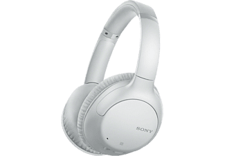 SONY WH-CH710N - Casque Bluetooth (Over-ear, Blanc)