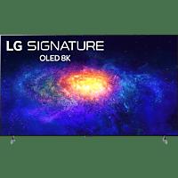 LG OLED77ZX9LA OLED TV (Flat, 77 Zoll / 195 cm, UHD 8K, SMART TV, webOS 5.0 mit LG ThinQ)