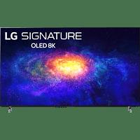 LG signature OLED77ZX9LA OLED TV (Flat, 77 Zoll / 195 cm, UHD 8K, SMART TV, webOS 5.0 mit LG ThinQ)