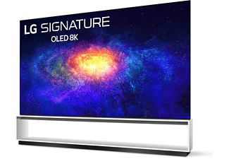 LG signature OLED88ZX9LA OLED TV (Flat, 88 Zoll / 222 cm, UHD 8K, SMART TV, webOS 5.0 mit LG ThinQ)