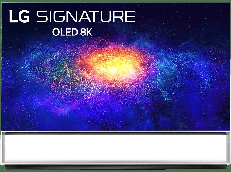 Abbildung LG OLED88ZX9LA OLED TV (Flat, 88 Zoll / 222 cm, UHD 8K, SMART TV, webOS 5.0 mit ThinQ)