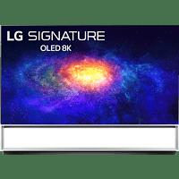LG OLED88ZX9LA OLED TV (Flat, 88 Zoll / 222 cm, UHD 8K, SMART TV, webOS 5.0 mit LG ThinQ)