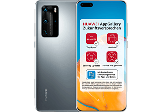 HUAWEI P40 Pro, 256 GB, Silver Frost
