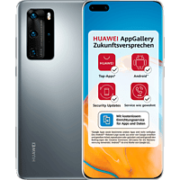 HUAWEI P40 Pro 256 GB Silver Frost Dual SIM