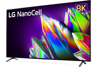 LG 75NANO979NA NanoCell LCD TV (Flat, 75 Zoll / 189 cm, UHD 8K, SMART TV, webOS 5.0 mit LG ThinQ)