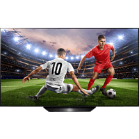 LG OLED65B9DLA OLED TV (Flat, 65 Zoll / 164 cm, UHD 4K, SMART TV, webOS 4.5 (AI ThinQ))
