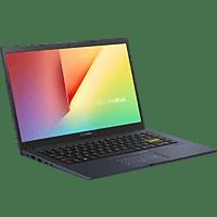 ASUS VivoBook 14 S433IA-EB166T, Notebook mit 14 Zoll Display, Ryzen™ 5 Prozessor, 8 GB RAM, 512 GB SSD, AMD Radeon R3 Grafik, Indie Black