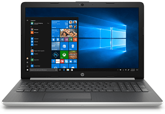 "Portátil - HP Notebook by2003ns, 17"" HD+, Intel® Core™ i5-10210U, 8 GB, 512GB SSD, AMD Radeon 530, W10, Plata"