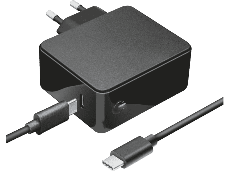 TRUST Maxo 61W USB C Charger for Apple MacBook