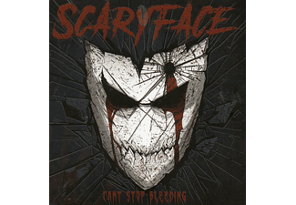Scaryface - Can't Stop Bleeding (CD)