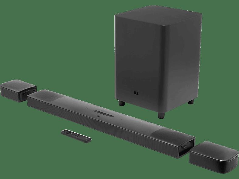 JBL Soundbar+ Subwooder 9.1 Dolby Atmos True Wireless (JBLBAR913DBLKEP)