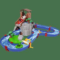 BIG AquaPlay AdventureLand Spielset Mehrfarbig