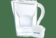 BRITA 076610 Marella Maxtra+ Wasserfilter, Weiß