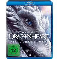 DRAGONHEART - DIE VERGELTUNG Blu-ray