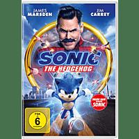 Sonic the Hedgehog DVD