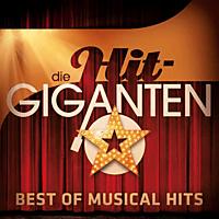 VARIOUS - Die Hit Giganten Best Of Musical Hits - [CD]