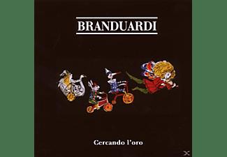 Angelo Branduardi - Cercando L'oro  - (CD)
