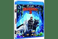 Cómo Entrenar A Tu Dragón 3 - Blu-ray