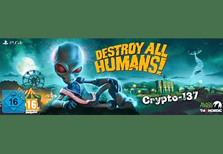 Destroy All Humans! Crypto-137 Edition - [PlayStation 4]