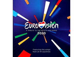 VARIOUS - Eurovision 2020 - A Tribute To The Artists And Son [CD]