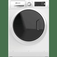 BAUKNECHT WM ELITE 823 PS Waschmaschine (8 kg, 1351 U/Min., B)