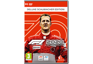 F1 2020 Deluxe Schumacher Edition NL/FR PC