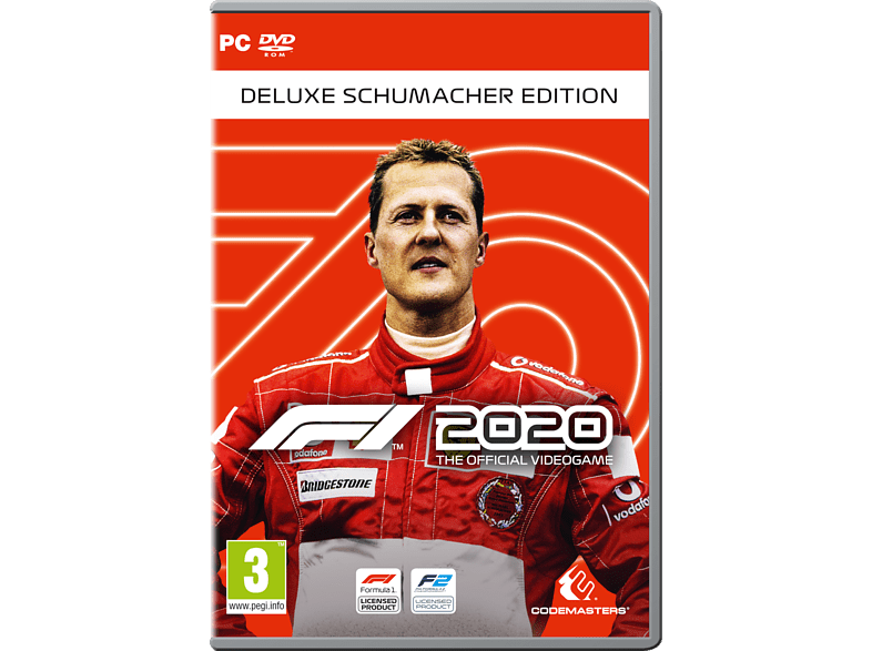 F1 2020 Deluxe Schumacher Edition NL/FR PC