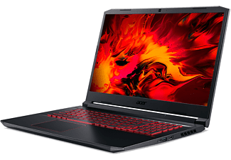 ACER Nitro 5 (AN517-52-56A7), Gaming Notebook mit 17,3 Zoll Display, Intel® Core™ i5 Prozessor, 8 GB RAM, 1 TB SSD, GeForce® GTX 1650Ti, Schwarz