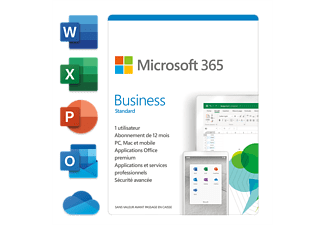 Microsoft 365 Business Standard FR