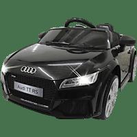 JAMARA Ride-on Audi TT RS 12V Kinderfahrzeug, Schwarz