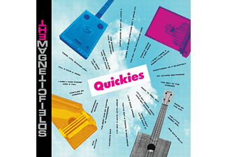 The Magnetic Fields - Quickies (CD)