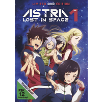 Astra Lost in Space Vol.1 DVD