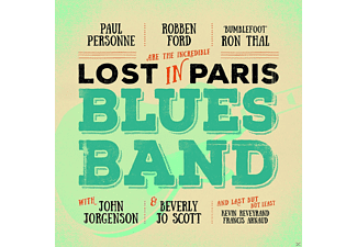 Paul Personne, Robben Ford, Ron Thal - Lost In Paris Blues Band  - (CD)
